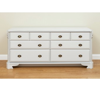 Eight Drawer Double Chest ABJ228