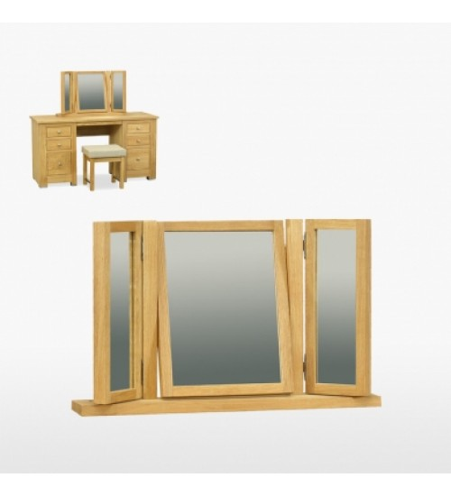 Kosmētikas galda spogulis MER818