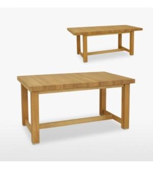 Transformējams ēdamistabas galds MER140