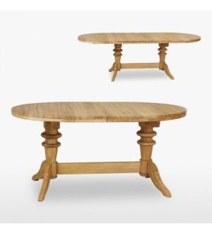 Transformējams ēdamistabas galds REM125