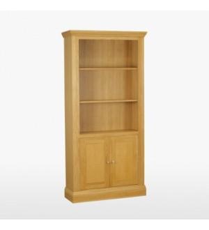 Grāmatu skapis ar 2 durvīm REM505