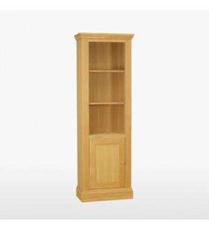 Grāmatu skapis ar durvīm REM506
