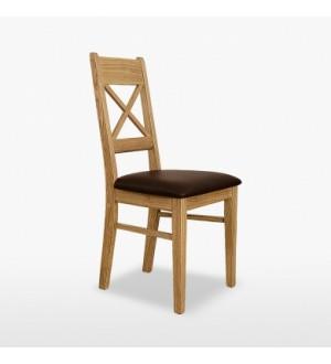 Small Cross ēdamistabas krēsls WIN108S