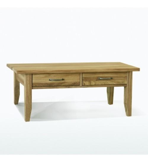 Kafijas galdiņš ar 2 atvilktnēm WIN29