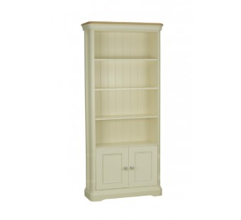 Bookcase with 2 doors CRO505